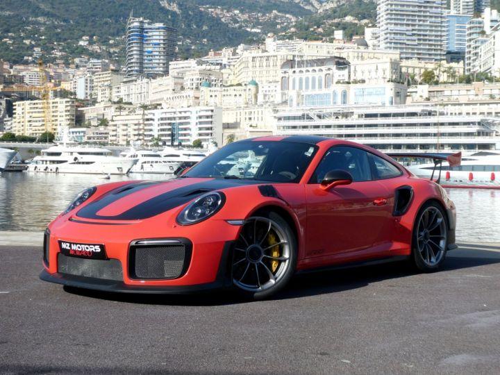 Porsche 911 TYPE 991 GT2 RS Orange Fusion Occasion - 1