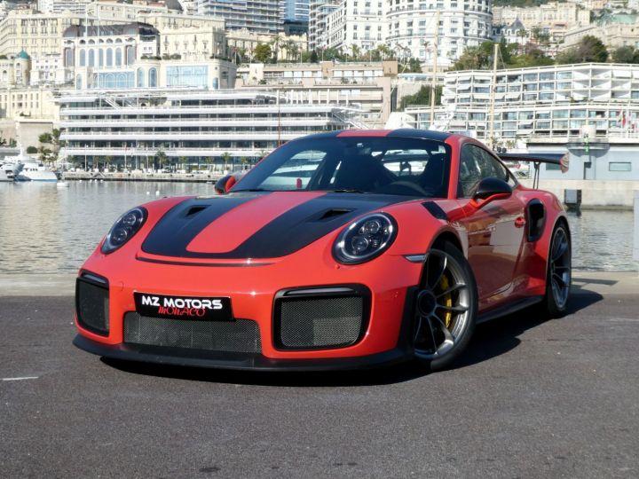 Porsche 911 TYPE 991 GT2 RS Orange Fusion Occasion - 2
