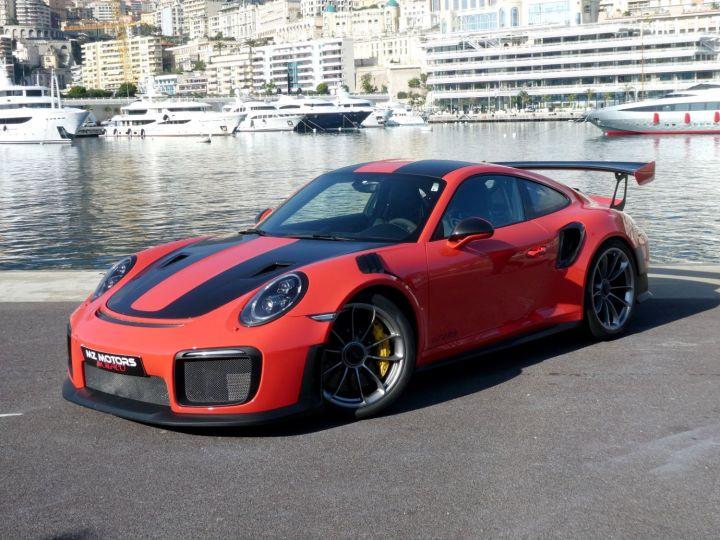 Porsche 911 TYPE 991 GT2 RS Orange Fusion Occasion - 3