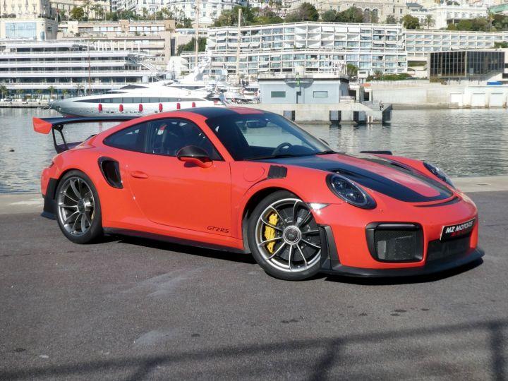 Porsche 911 TYPE 991 GT2 RS Orange Fusion Occasion - 5