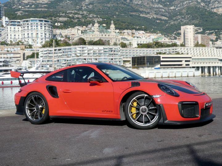 Porsche 911 TYPE 991 GT2 RS Orange Fusion Occasion - 6