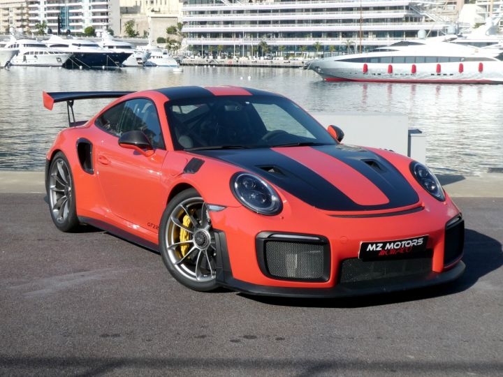 Porsche 911 TYPE 991 GT2 RS Orange Fusion Occasion - 7