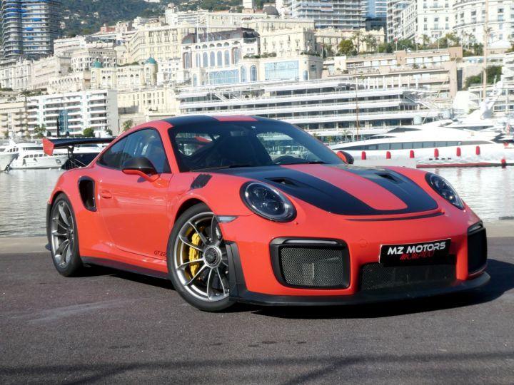 Porsche 911 TYPE 991 GT2 RS Orange Fusion Occasion - 8