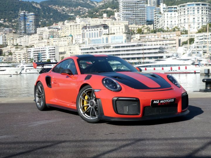 Porsche 911 TYPE 991 GT2 RS Orange Fusion Occasion - 9