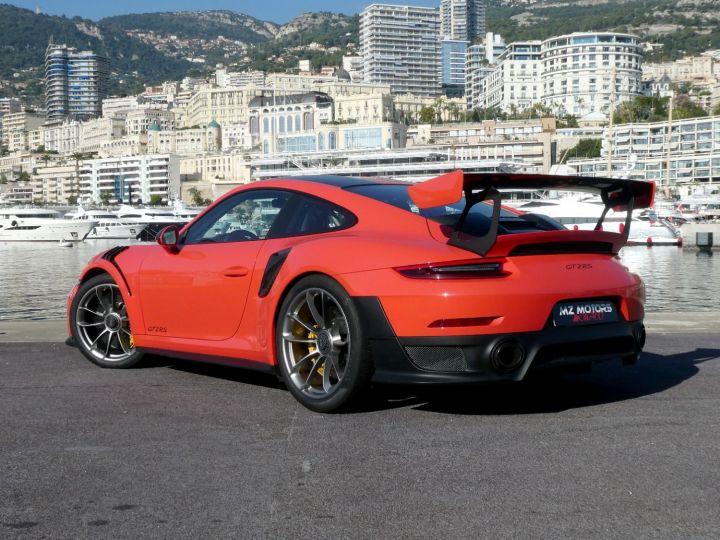 Porsche 911 TYPE 991 GT2 RS Orange Fusion Occasion - 10