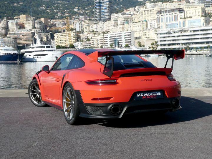 Porsche 911 TYPE 991 GT2 RS Orange Fusion Occasion - 11