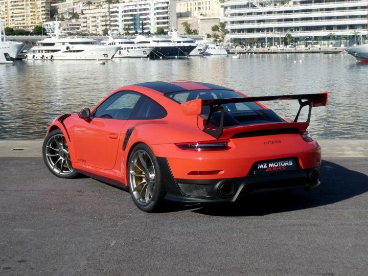 Porsche 911 TYPE 991 GT2 RS Orange Fusion Occasion - 12