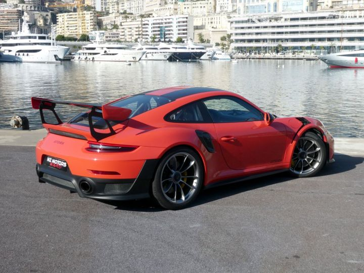 Porsche 911 TYPE 991 GT2 RS Orange Fusion Occasion - 14