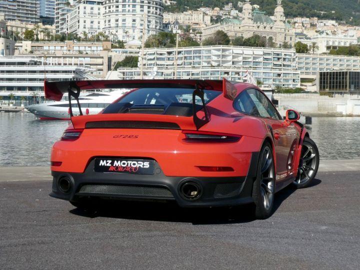Porsche 911 TYPE 991 GT2 RS Orange Fusion Occasion - 15