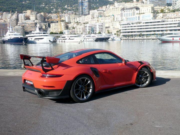 Porsche 911 TYPE 991 GT2 RS Orange Fusion Occasion - 16