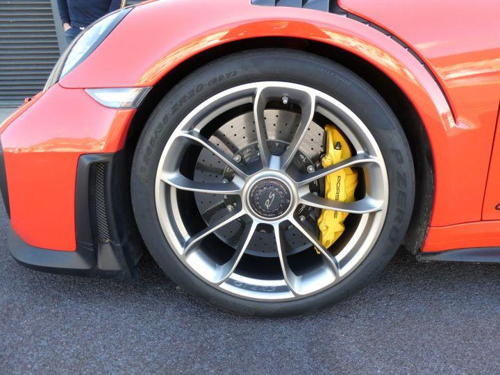 Porsche 911 TYPE 991 GT2 RS Orange Fusion Occasion - 17