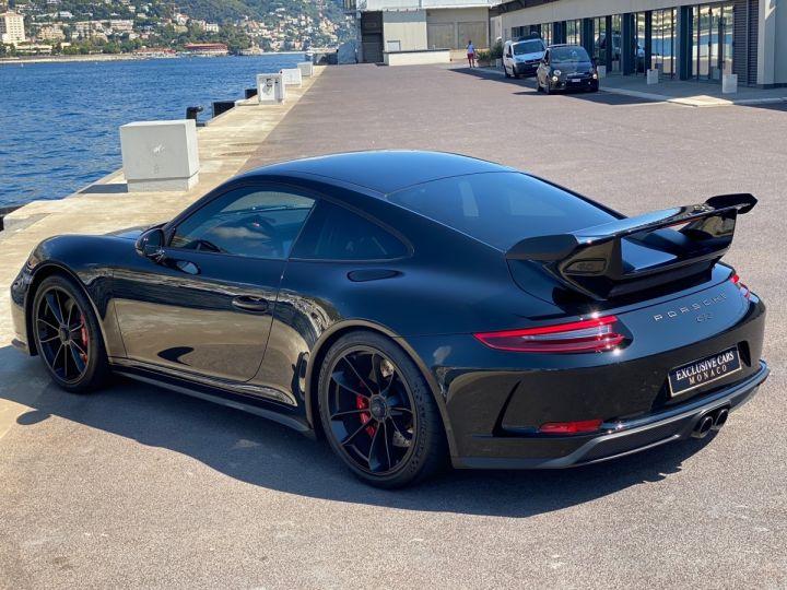 Porsche 911 TYPE 991 GT3 500 CV PDK - MONACO Noir   - 4