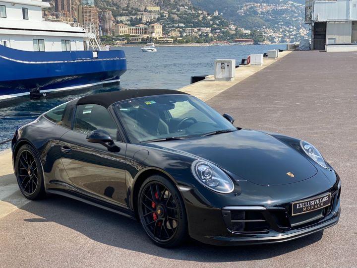 Porsche 911 TYPE 991 TARGA 4 GTS PDK 450 CV - MONACO Noir   - 2