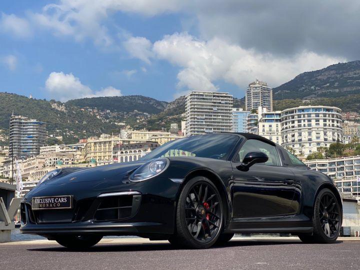 Porsche 911 TYPE 991 TARGA 4 GTS PDK 450 CV - MONACO Noir   - 11