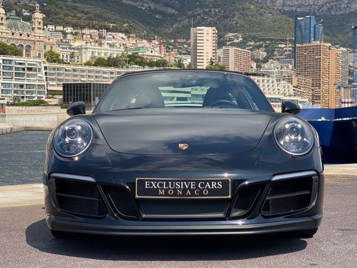 Porsche 911 TYPE 991 TARGA 4 GTS PDK 450 CV - MONACO Noir   - 14