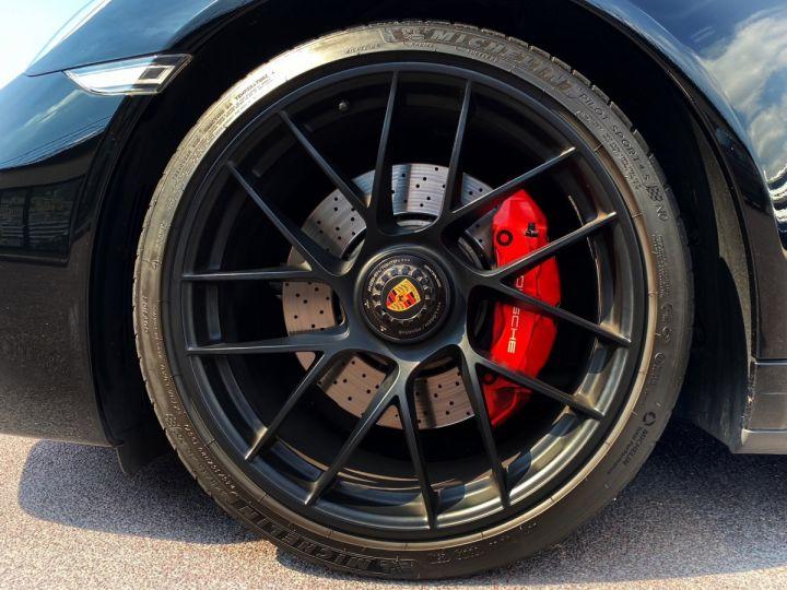 Porsche 911 TYPE 991 TARGA 4 GTS PDK 450 CV - MONACO Noir   - 17