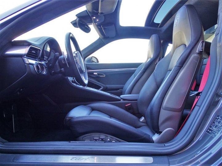 Porsche 911 TYPE 991 TURBO PDK 520 CV - MONACO Gris Métal  - 6