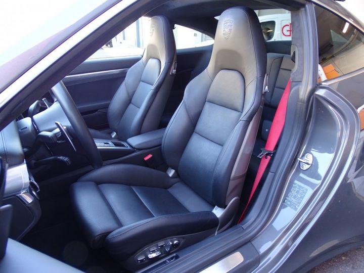 Porsche 911 TYPE 991 TURBO PDK 520 CV - MONACO Gris Métal  - 7