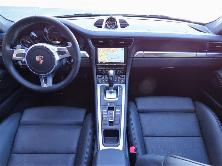 Porsche 911 TYPE 991 TURBO PDK 520 CV - MONACO Gris Métal  - 8
