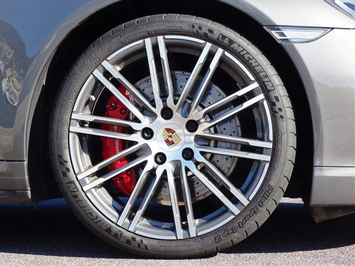 Porsche 911 TYPE 991 TURBO PDK 520 CV - MONACO Gris Métal  - 17