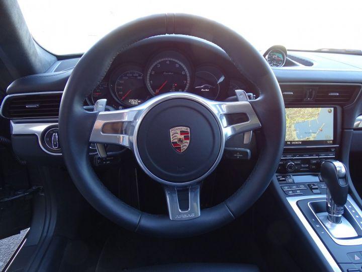 Porsche 911 TYPE 991 TURBO PDK 520 CV - MONACO Gris Métal  - 19