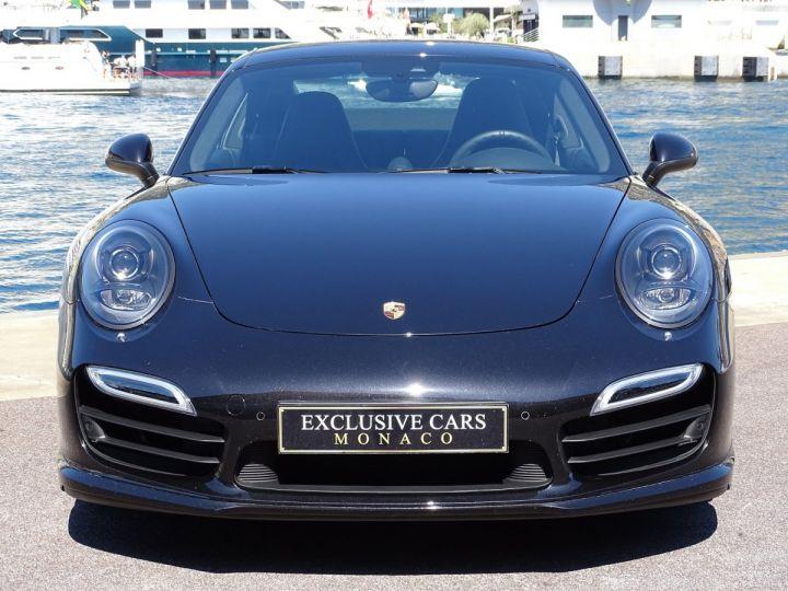 Porsche 911 TYPE 991 TURBO PDK 520 CV - MONACO Noir  - 2
