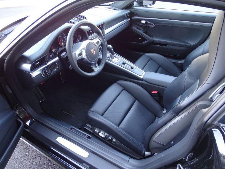 Porsche 911 TYPE 991 TURBO PDK 520 CV - MONACO Noir  - 7