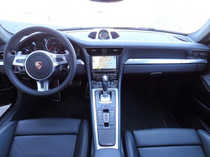 Porsche 911 TYPE 991 TURBO PDK 520 CV - MONACO Noir  - 9