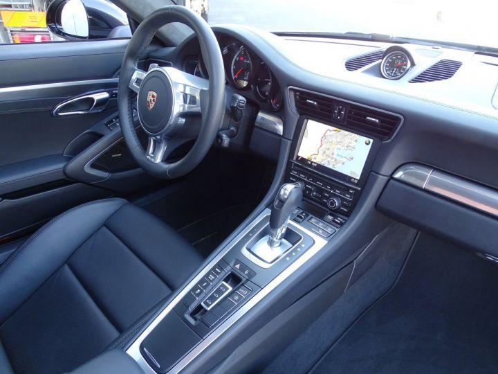 Porsche 911 TYPE 991 TURBO PDK 520 CV - MONACO Noir  - 10