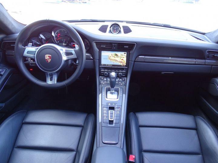 Porsche 911 TYPE 991 TURBO S PDK 560 CV - MONACO Noir Métal - 7