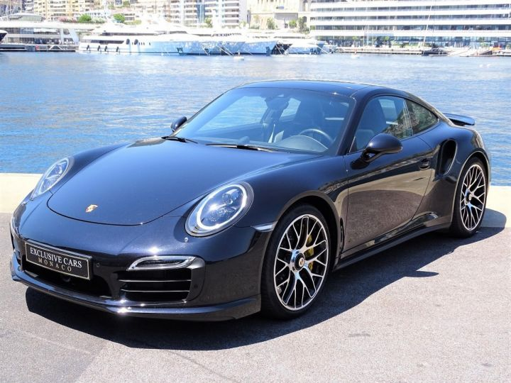 Porsche 911 TYPE 991 TURBO S PDK 560 CV - MONACO NOIR INTENSE METAL - 1