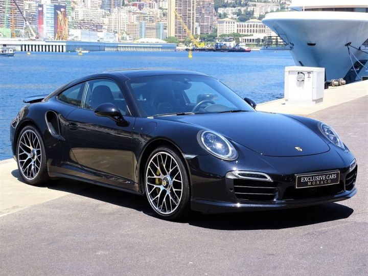 Porsche 911 TYPE 991 TURBO S PDK 560 CV - MONACO NOIR INTENSE METAL - 2