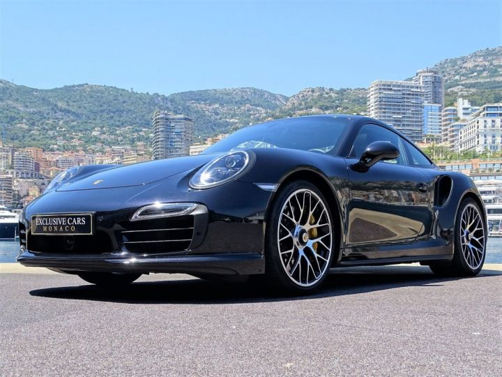 Porsche 911 TYPE 991 TURBO S PDK 560 CV - MONACO NOIR INTENSE METAL - 15