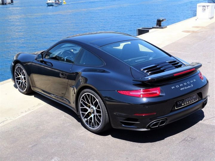 Porsche 911 TYPE 991 TURBO S PDK 560 CV - MONACO NOIR INTENSE METAL - 17