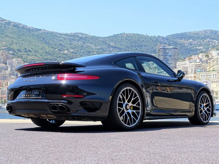 Porsche 911 TYPE 991 TURBO S PDK 560 CV - MONACO NOIR INTENSE METAL - 18