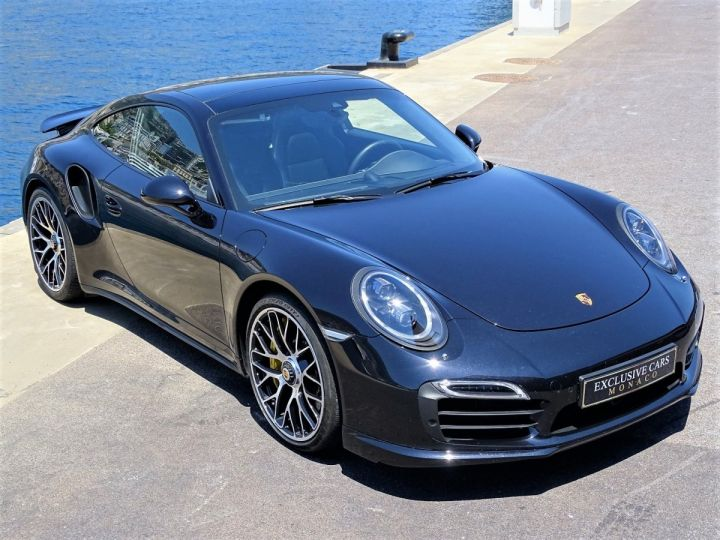 Porsche 911 TYPE 991 TURBO S PDK 560 CV - MONACO NOIR INTENSE METAL - 20