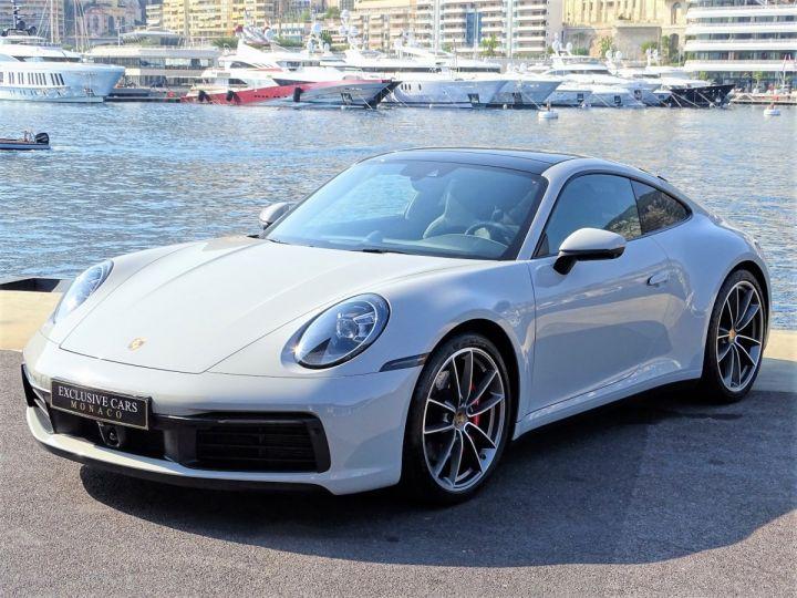 Porsche 911 TYPE 992 CARRERA 4S 450 CV PDK - MONACO Craie (Couleur Spéciale Porsch - 1