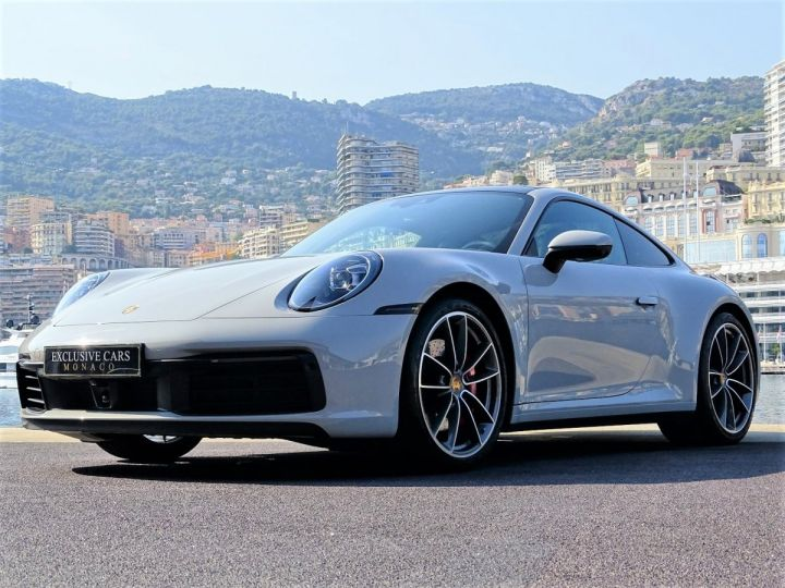 Porsche 911 TYPE 992 CARRERA 4S 450 CV PDK - MONACO Craie (Couleur Spéciale Porsch - 16