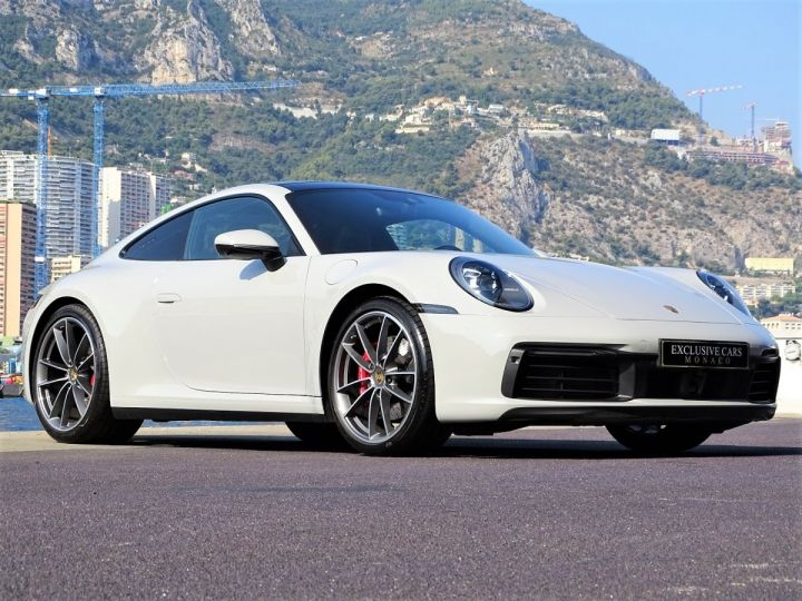 Porsche 911 TYPE 992 CARRERA 4S 450 CV PDK - MONACO Craie (Couleur Spéciale Porsch - 17