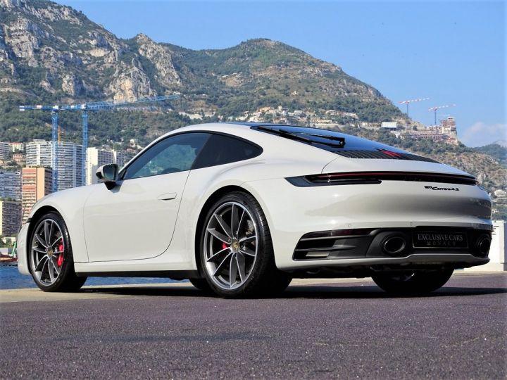 Porsche 911 TYPE 992 CARRERA 4S 450 CV PDK - MONACO Craie (Couleur Spéciale Porsch - 18