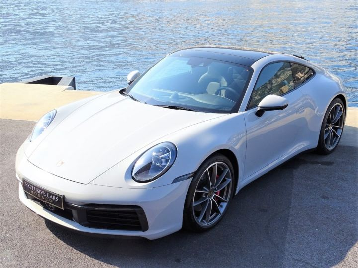 Porsche 911 TYPE 992 CARRERA 4S 450 CV PDK - MONACO Craie (Couleur Spéciale Porsch - 19