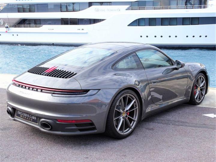 Porsche 911 TYPE 992 CARRERA 4S 450 CV PDK - MONACO Gris Agate métal - 5