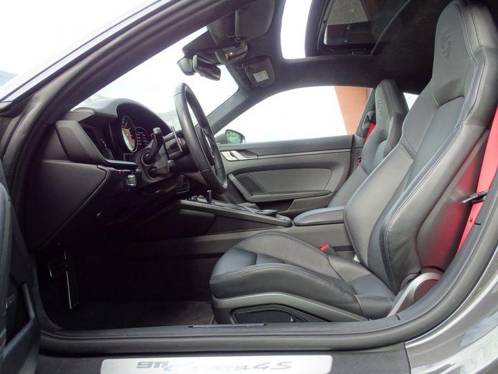 Porsche 911 TYPE 992 CARRERA 4S 450 CV PDK - MONACO Gris Agate métal - 8