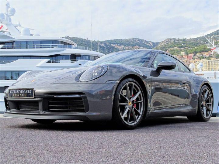 Porsche 911 TYPE 992 CARRERA 4S 450 CV PDK - MONACO Gris Agate métal - 14