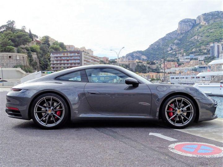 Porsche 911 TYPE 992 CARRERA 4S 450 CV PDK - MONACO Gris Agate métal - 15