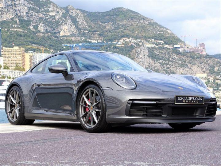 Porsche 911 TYPE 992 CARRERA 4S 450 CV PDK - MONACO Gris Agate métal - 16
