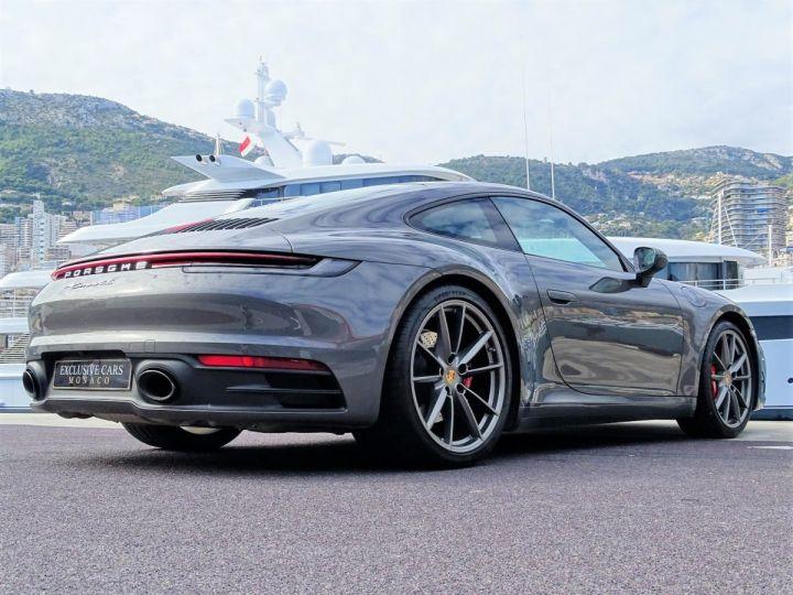 Porsche 911 TYPE 992 CARRERA 4S 450 CV PDK - MONACO Gris Agate métal - 17