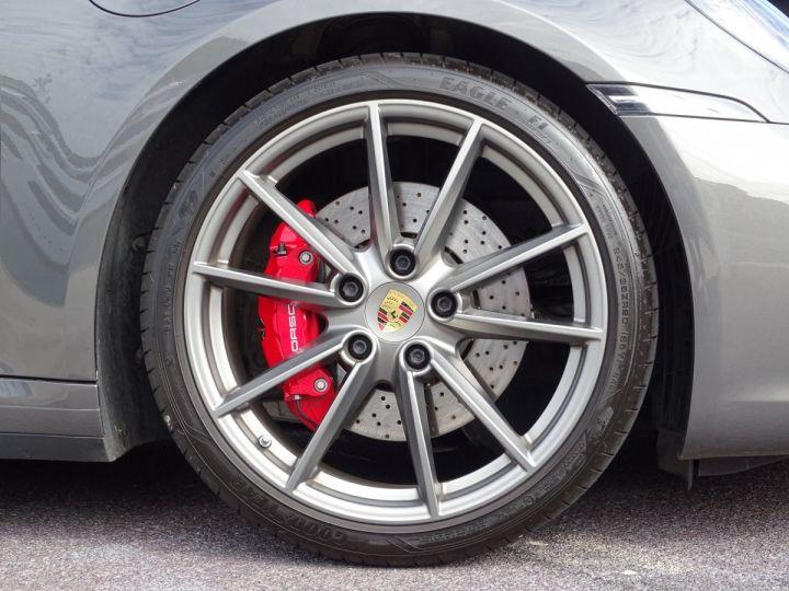 Porsche 911 TYPE 992 CARRERA 4S 450 CV PDK - MONACO Gris Agate métal - 19