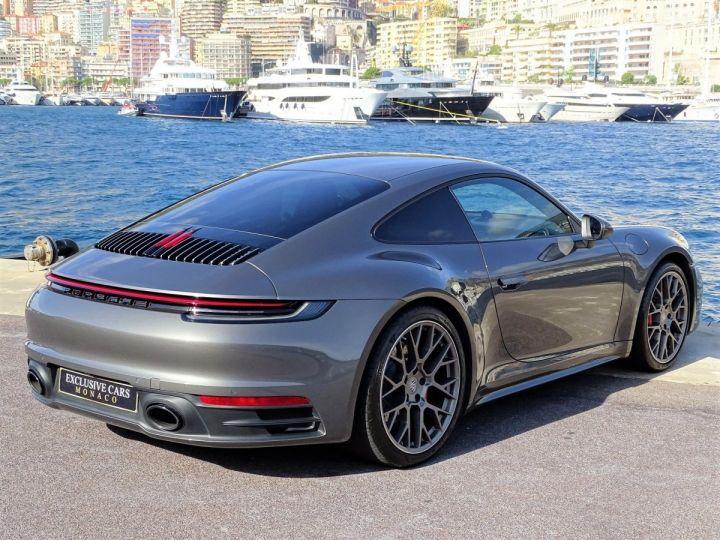 Porsche 911 TYPE 992 CARRERA 4S 450 CV PDK - MONACO Gris Metal - 5