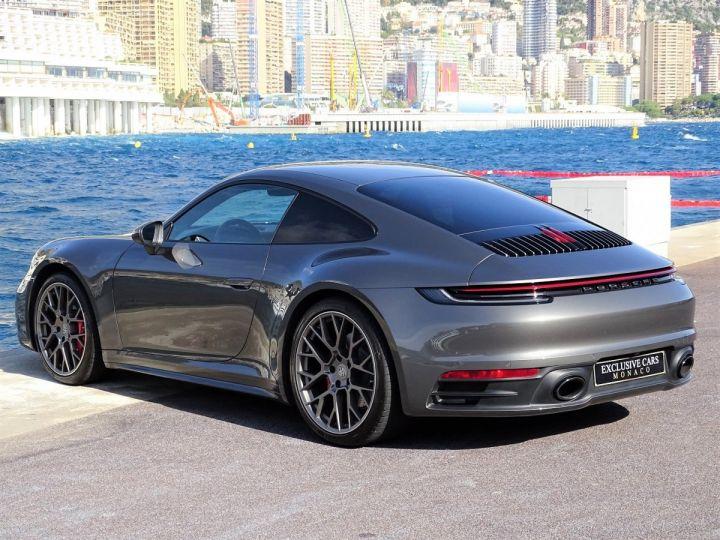 Porsche 911 TYPE 992 CARRERA 4S 450 CV PDK - MONACO Gris Metal - 7